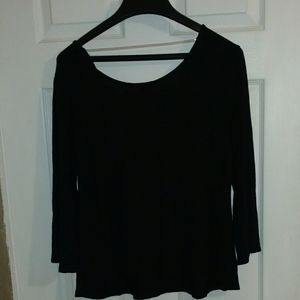Women's Top with Lace.